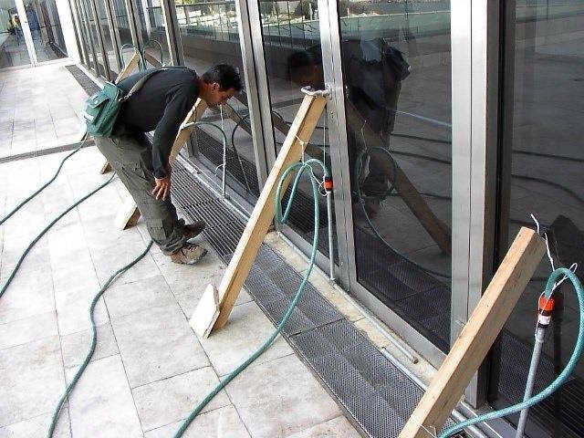 בדיקת המטרה לחלונות