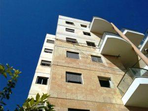 בדיקת המטרה לקירות לפי התקן הישראלי - אטים